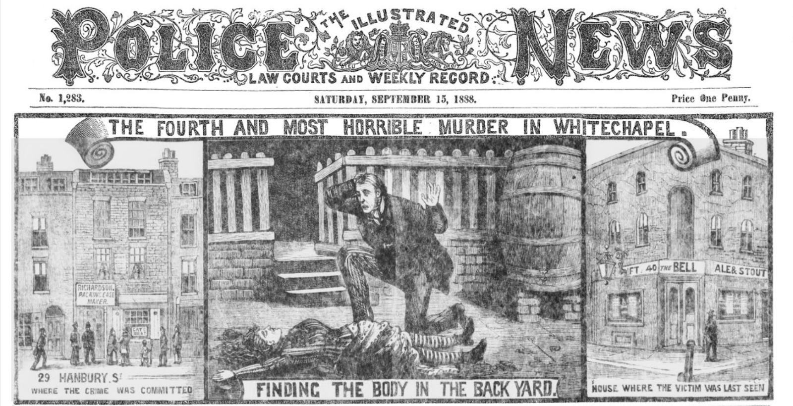 jack the ripper media Find out more about the history of jack the ripper, including videos, interesting articles, pictures, historical features and more get all the facts on historycom.
