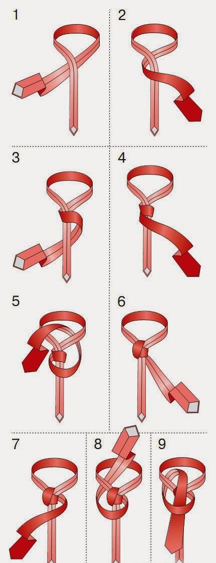 Как Завязать Галстук На Блузке