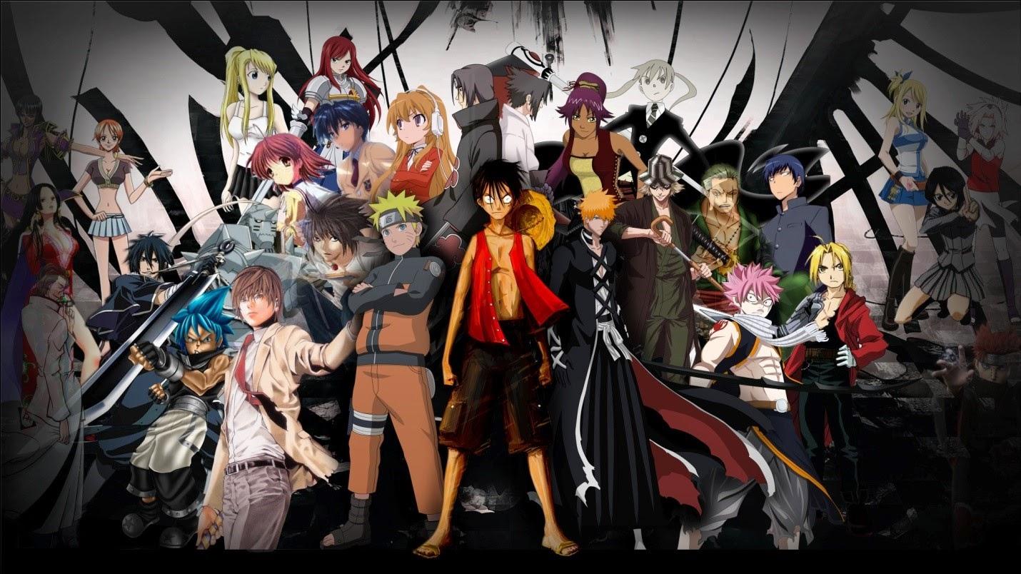 Genre Anime Yang Disukai Laki Laki Nihon Jyuuichi Kurabu