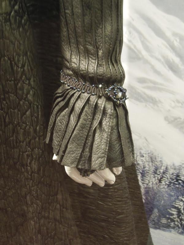 Hansel Gretel Witch Hunters Muriel costume cuff detail