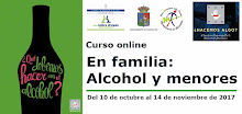 "CURSO ON –LINE: ""EN FAMILIA: MENORES Y ALCOHOL"""