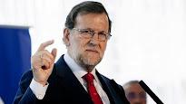 ESPAÑA: Elecciones 2016 Duro ataque de Rajoy a Rivera