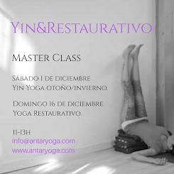 Yin&Restaurativo Yoga
