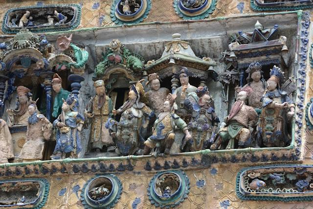 Chan She Shu Yuen Temple Kuala Lumpur