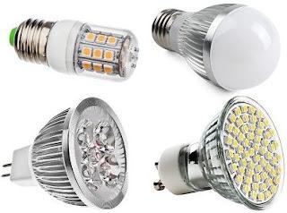 Daftar Harga Lampu LED Lengkap Semua Merk