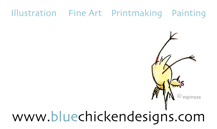 Blue Chicken Designs
