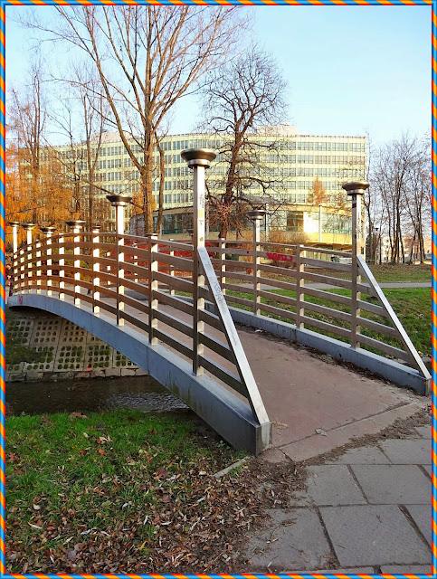 Mostek nad Silnicą