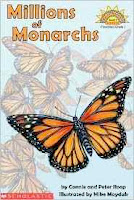 bookcover of MILLIONS OF MONARCHS  by Connie and Peter Roop