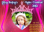 Diya Sofea's Baby Contest 2012!
