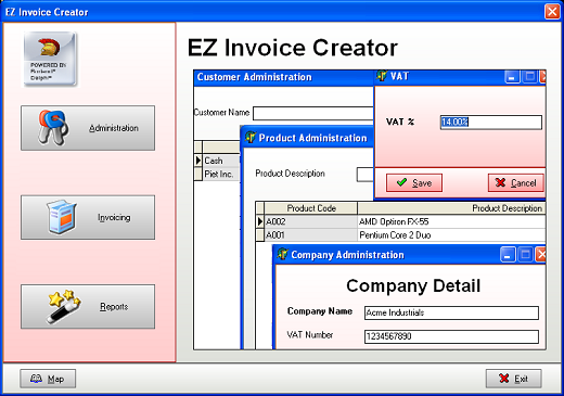 EZInvoice Free Invoice Generator Dengan Ez Invoice Creator