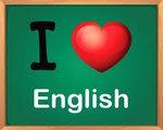 I love English!