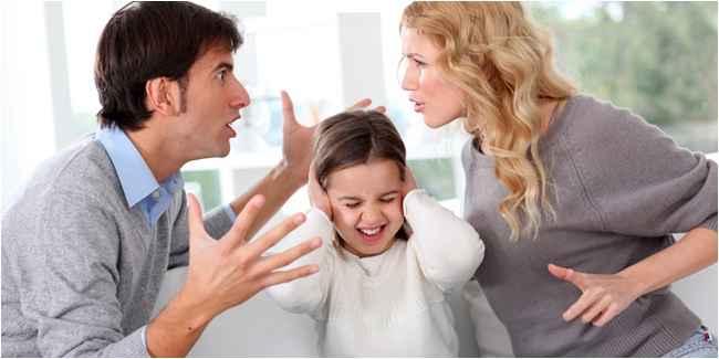 pertengkaran orang tua