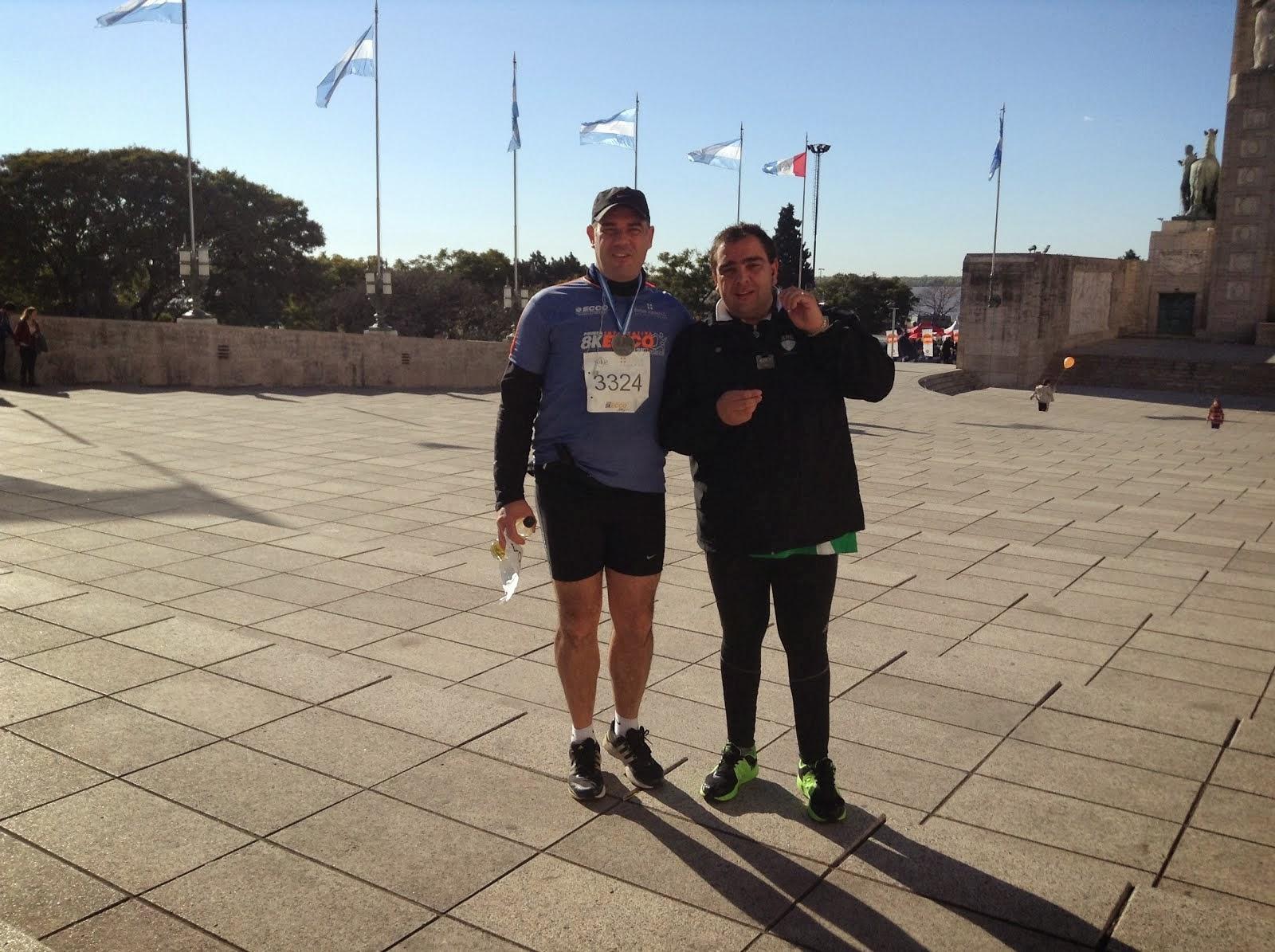 8K en Maratón día de la bandera (Rosario)