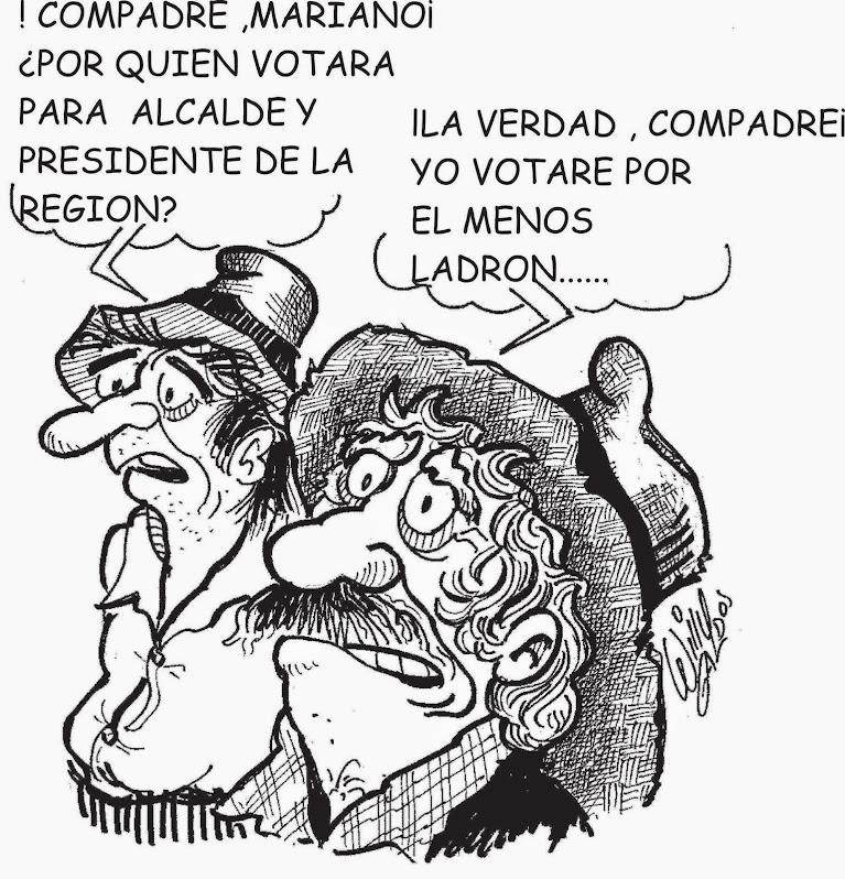 CARICATURA DE LA SEMANA 140