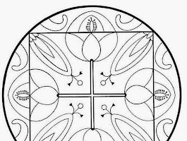 Spring Sun Printable Coloring Pages