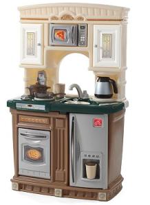 Super savings step2 fisher price kidcraft for Playskool kitchen set