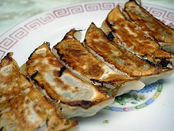 新福菜館三条店 餃子