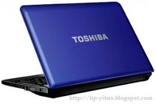 netbook dan notebook terbaik toshiba