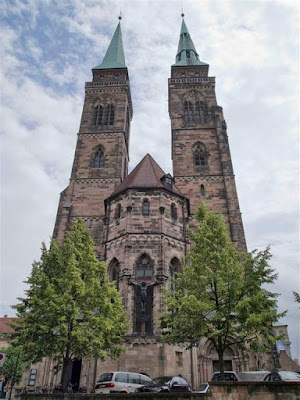 Iglesia de San Sebaldo de Núremberg