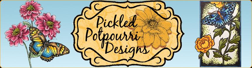 Pickled Potpourri Designs