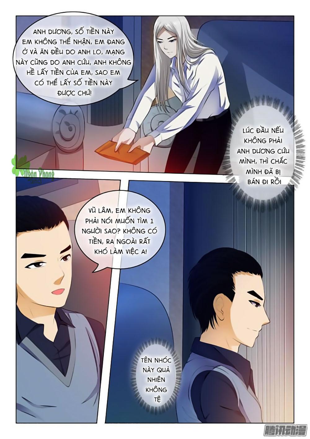 Băng Sơn Thủ Tế – Chap 44