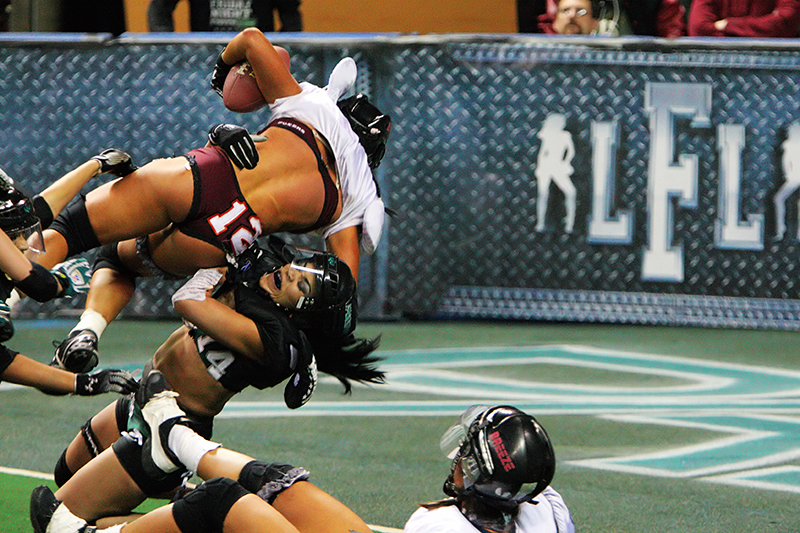 73507d3b2a The Lingerie Football League (LFL) is a women s full tackle