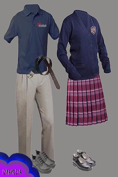-LsFamilia-: Pakaian Seragam Sekolah Di Beberapa Negara...