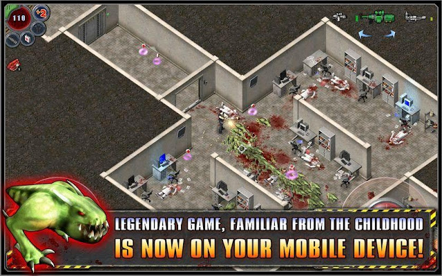 Alien Shooter: Game PC Untuk Android