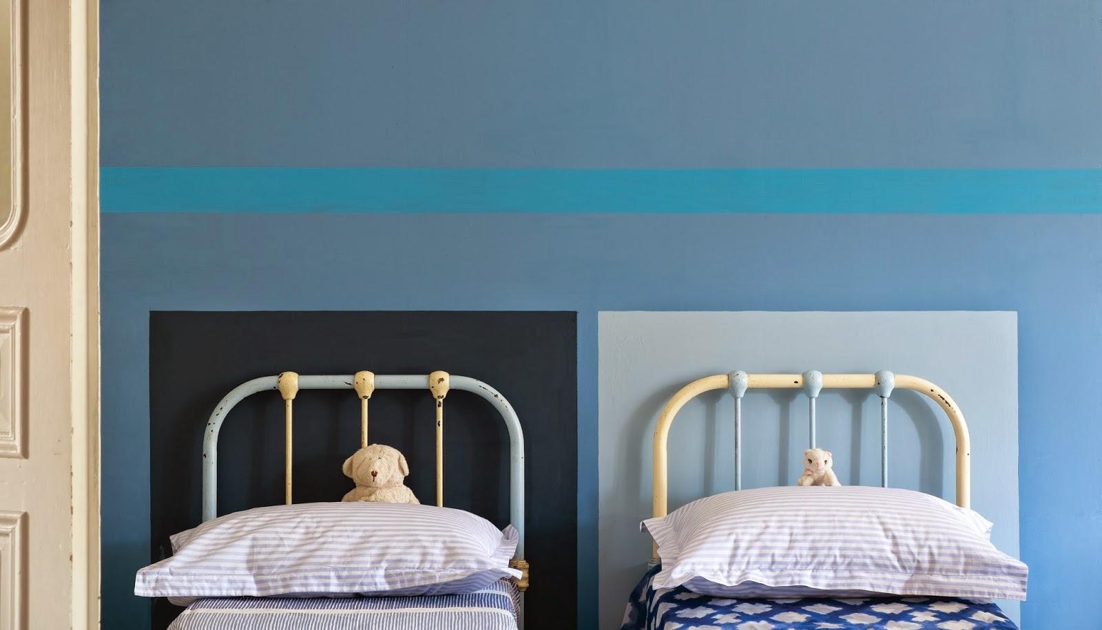 Children s bedrooms with farrow amp ball fleur de londres