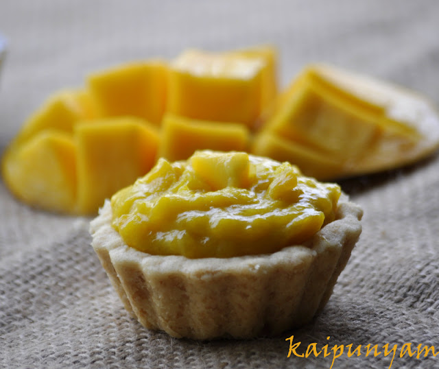 Mango Tart