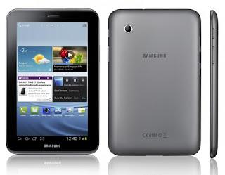 Harga Samsung Galaxy Tab Terbaru November 2012
