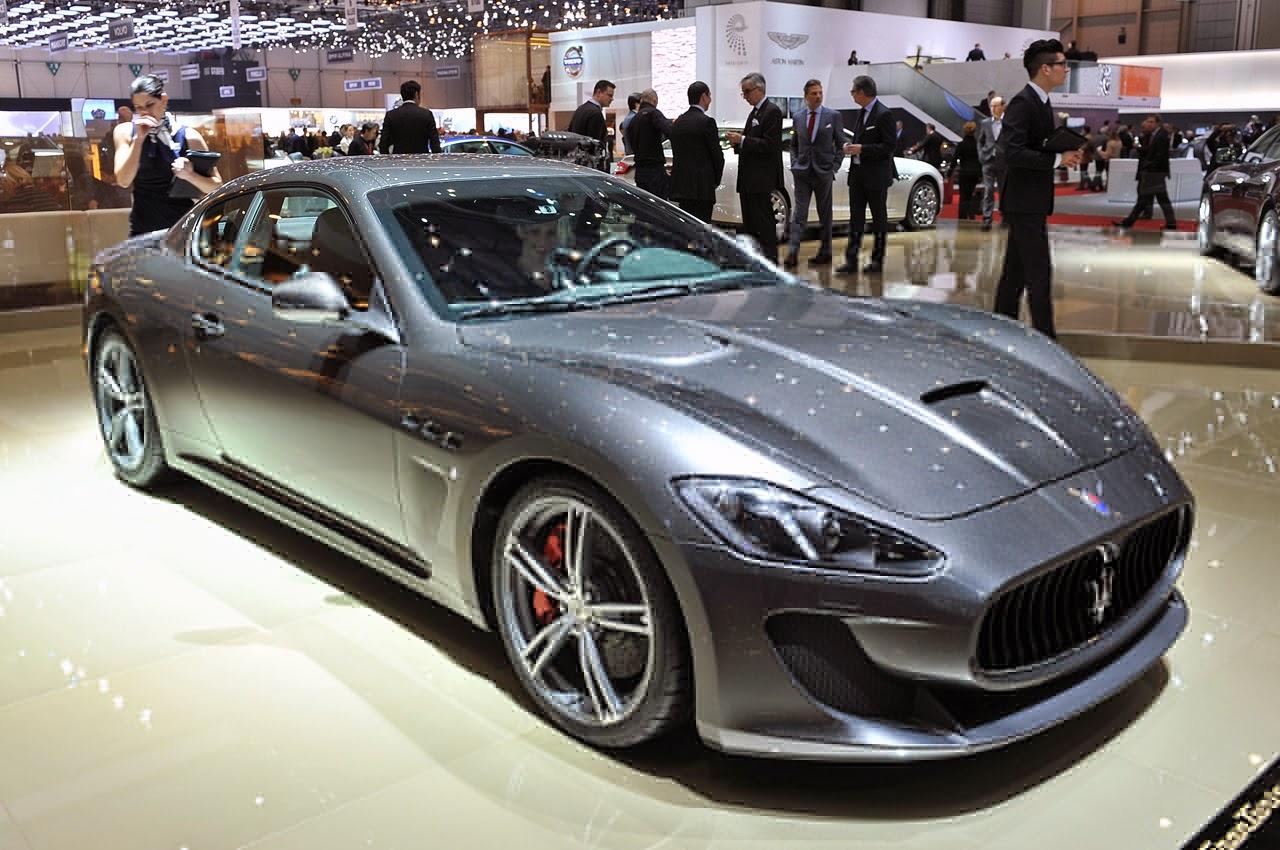 Release date of the 2015 Maserati GranTurismo
