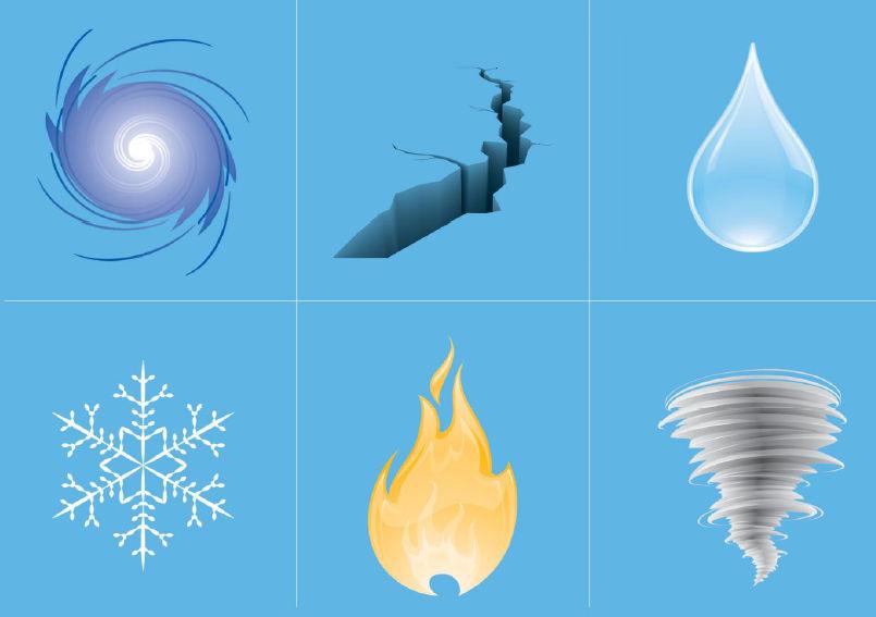 dia mundial de los desastres naturales: