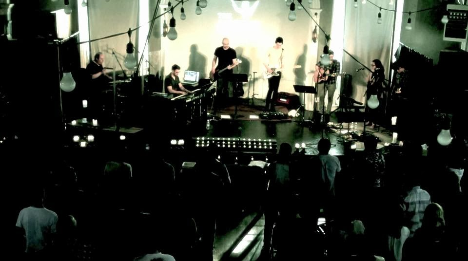 The Anchor Fellowship - My Song Is Jesus (2014) live performance in church
