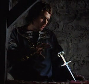 macbeth the dagger scene Get an answer for 'what is the symbolic significance of the dagger in macbeth act 2, scene 1, line 33-39 is that a dagger which i see before me, the handle toward.