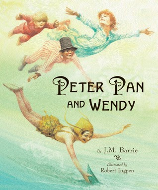 Peter Pan and Wendy by J.M. Barrie Illustrated by Robert ...
