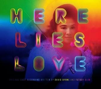 Here Lies Love - David Byrne