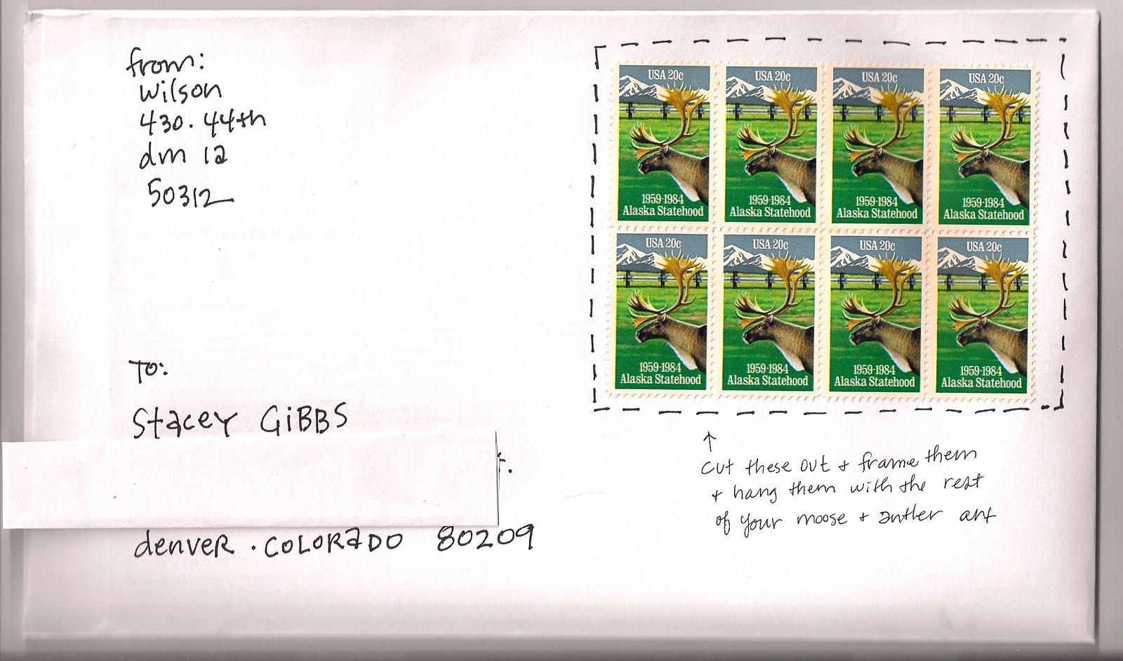 Pushing The Envelopes July 2011