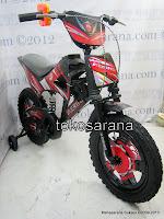 2 Sepeda Anak Merino Motocross 16 Inci
