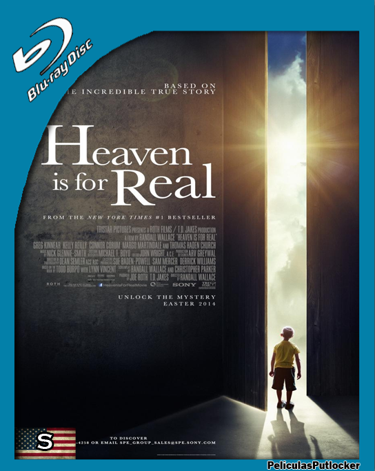 El Cielo Es Real [BrRip 720p][Subtitulada][FD-4S-SD-MG]