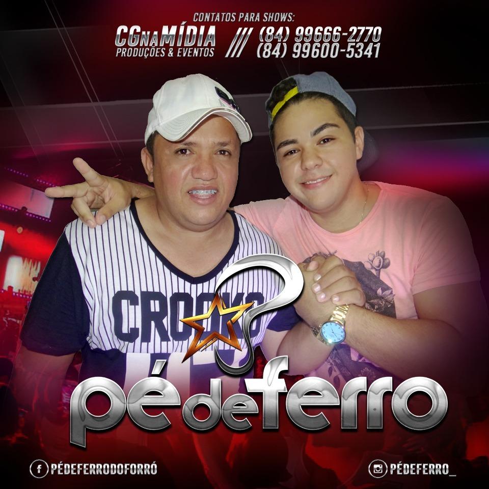 PÉ DE FERRO - De Campo Grande/RN para o Brasil