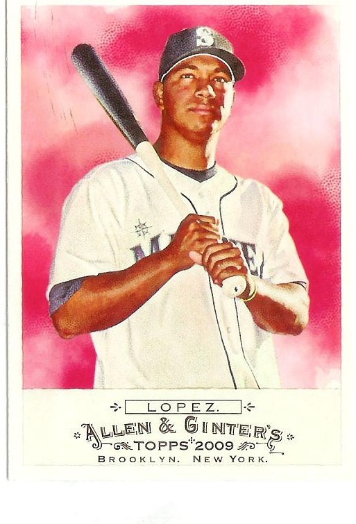 Instead I Found A Discounted Pack Of 2009 Allen And Ginter That Couldnt Pass Up So Ill Share What Was Inside Today