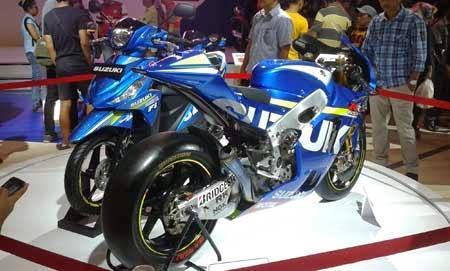 gambar motor Suzuki GSX-RR