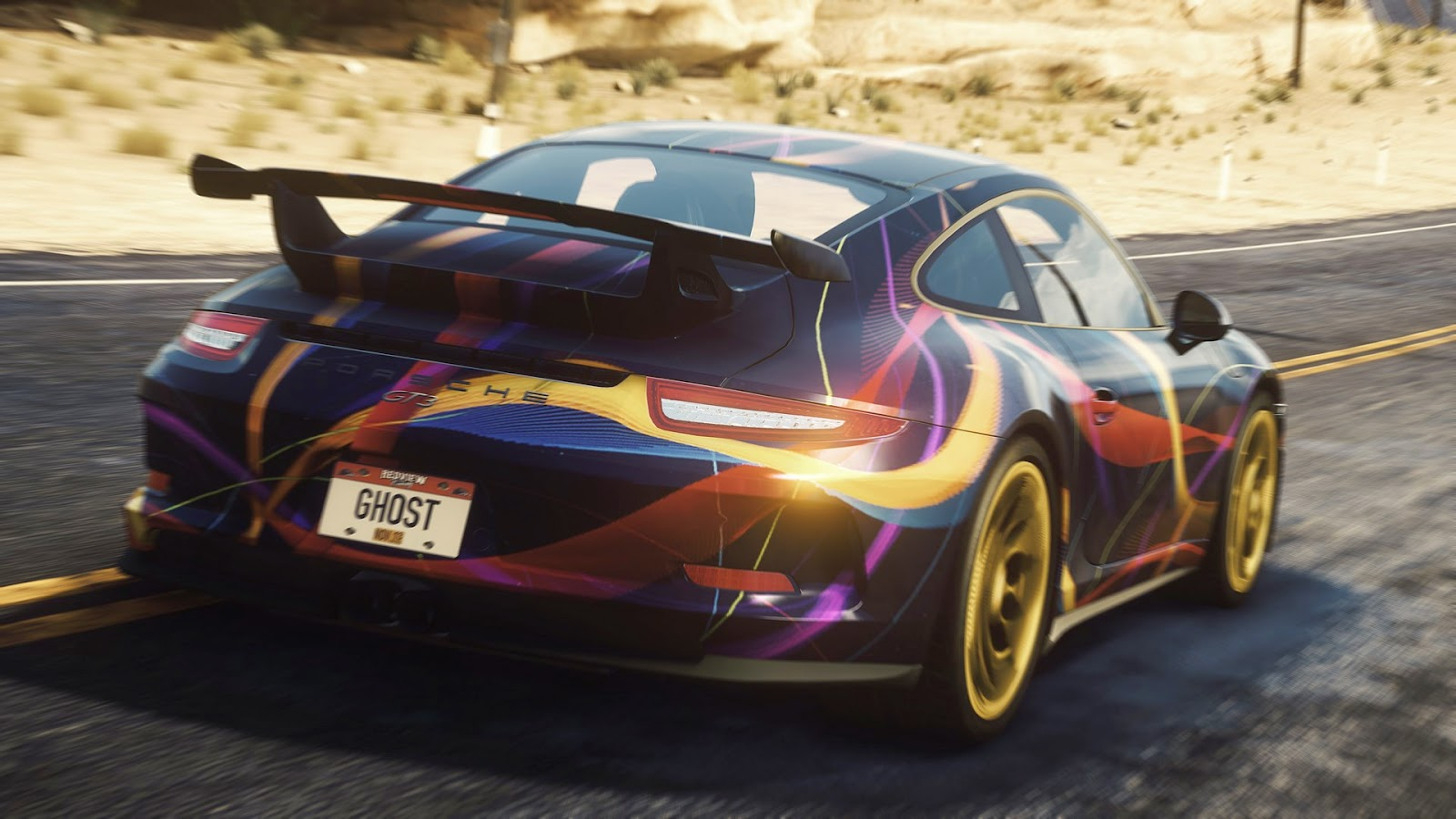 Need for Speed Rivals Cars