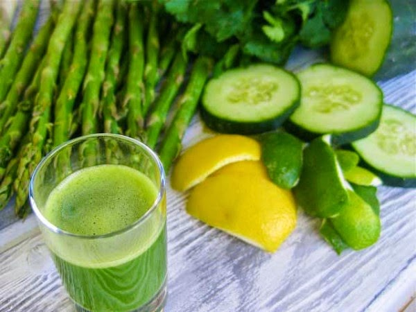 • Asparagus Drink – The Best Sleep Aid For Insomnia