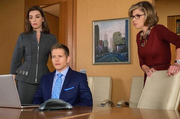 The Good Wife - Episode 6.08 - 6.09 - Promotional Photos