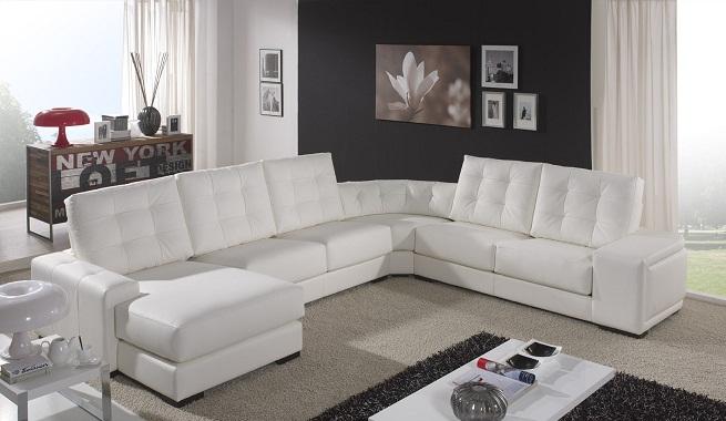 Decoratelacasa blog de decoraci n sof s y sus caracter sticas en los salones - Sofa para salon ...