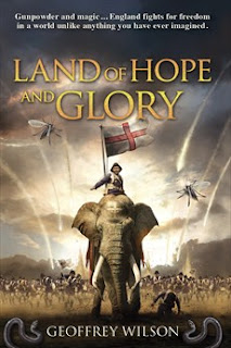 Land of Hope and Glory by Geoffrey Wilson