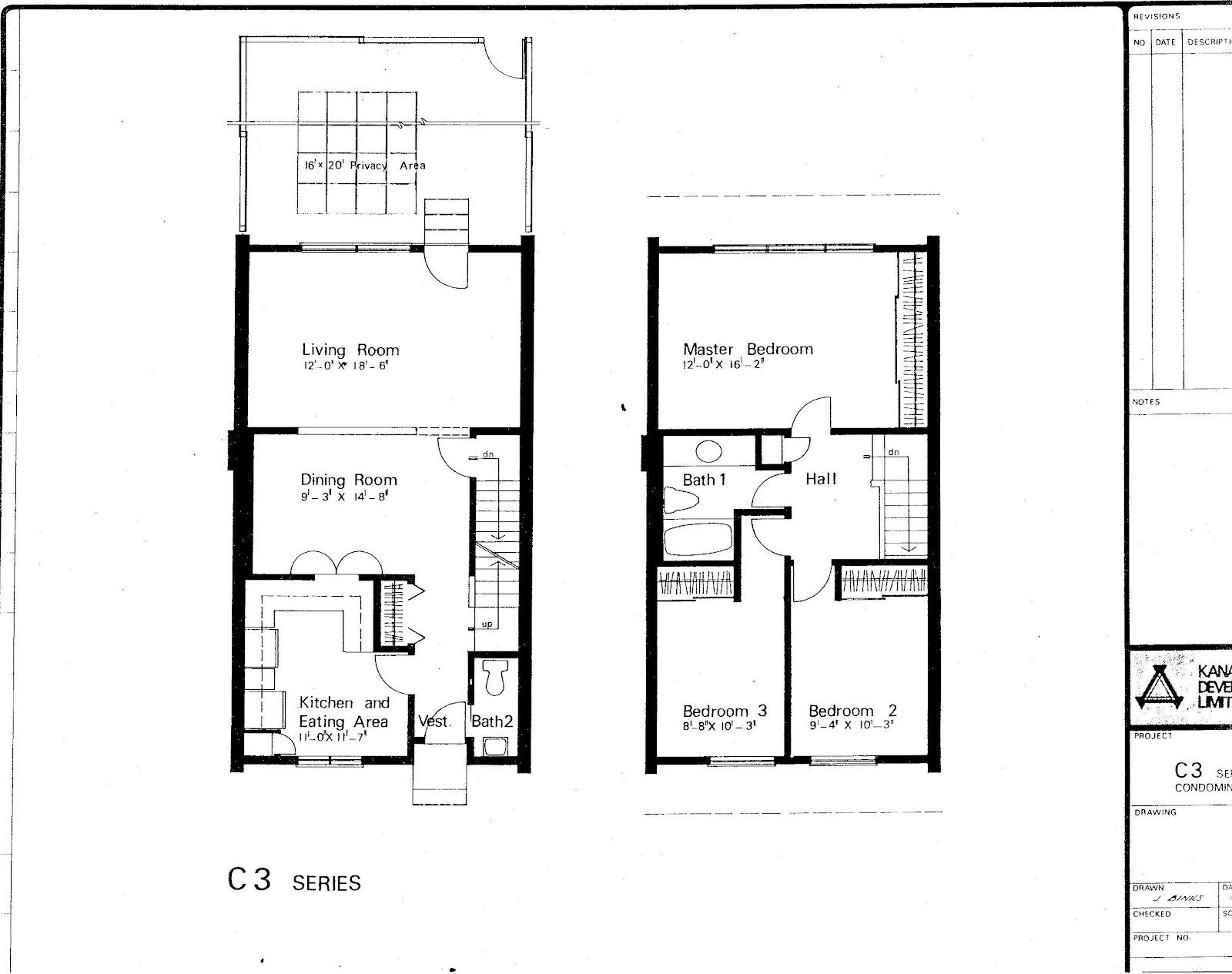 Urbandale kanata model homes