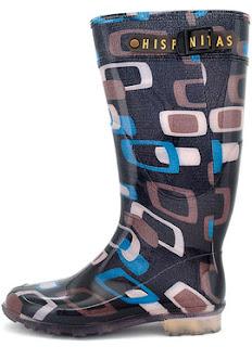 botas de agua Hispanitas para mujer 2013